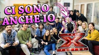 Entro nel LOFT di X FACTOR per conoscere i concorrenti! Vlog INCREDIBILE! ♥