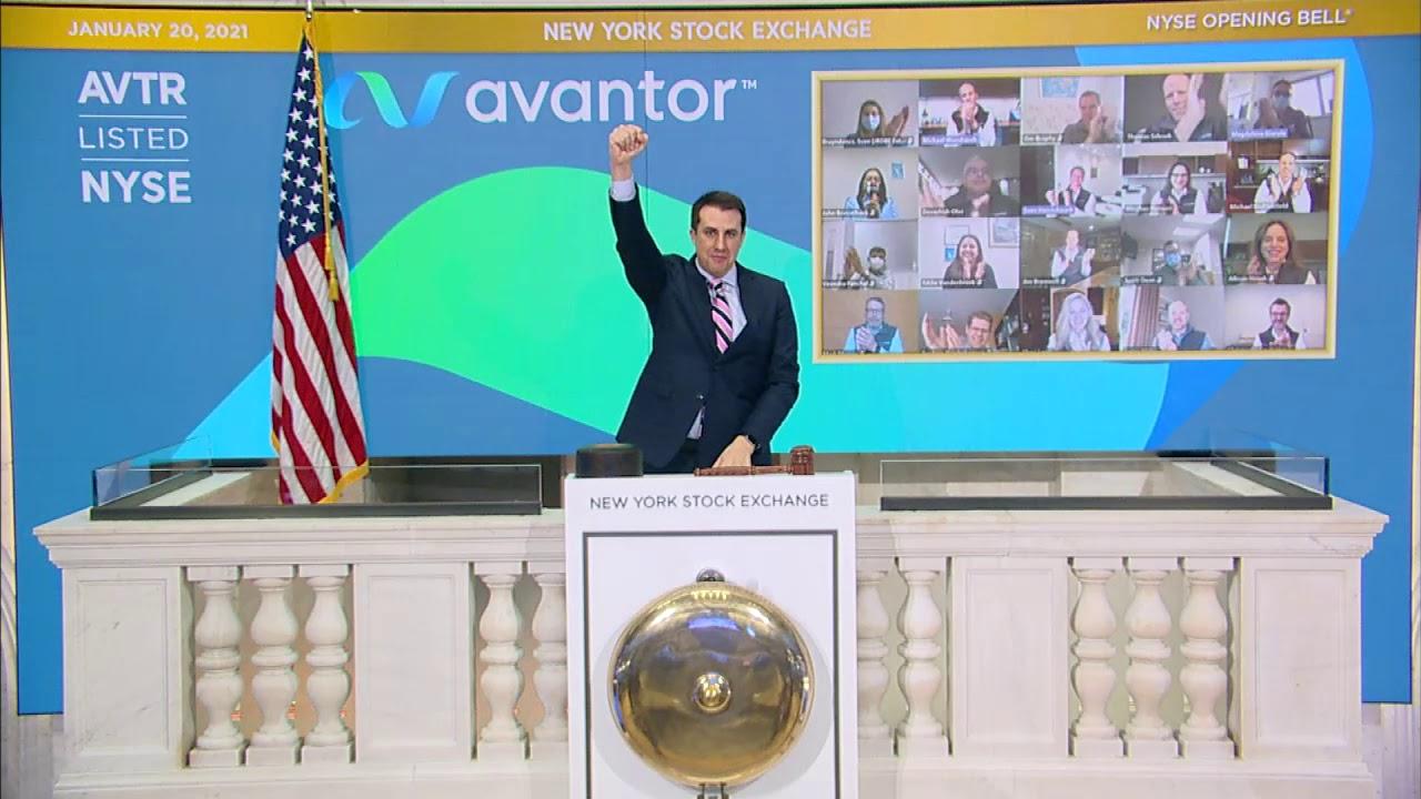 Avantor (NYSE: AVTR) Virtually Rings The Opening Bell® - YouTube
