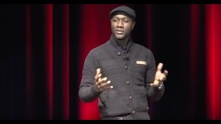 "How ""Message Music"" Inspires Social Change   Aloe Blacc   TEDxWestBrowardHigh"