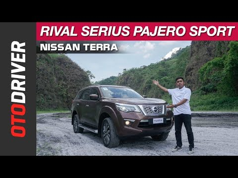 Nissan Terra 2018 | First Drive | OtoDriver | Supported by GIIAS 2018