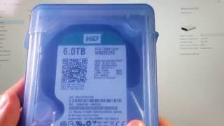 6TB Hard Drive disk Laptop