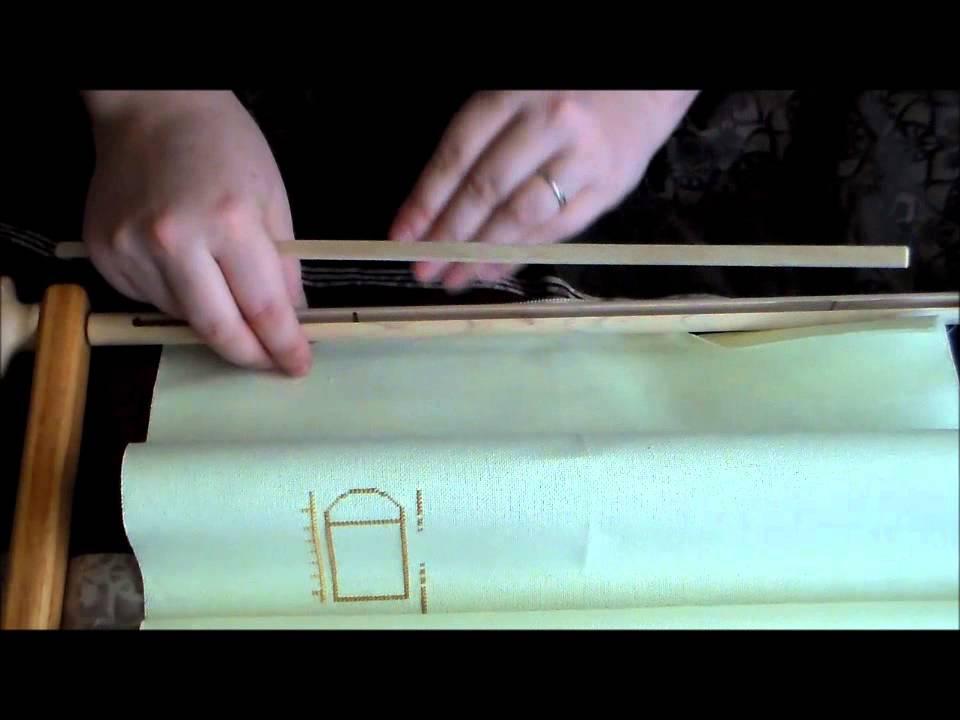 Vid #5 My Scroll Frames - YouTube