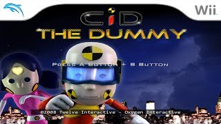 CID the Dummy | Dolphin Emulator 5.0-9451 [1080p HD] | Nintendo Wii