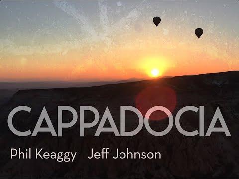 CAPPADOCIA by Jeff Johnson & Phil Keaggy