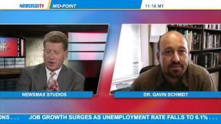 MidPoint | Dr. Gavin Schmidt: The head of NASA's Goddard Institute for Space Studies