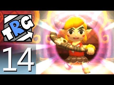 The Legend of Zelda: Tri-Force Heroes – Episode 14: OPlznerf