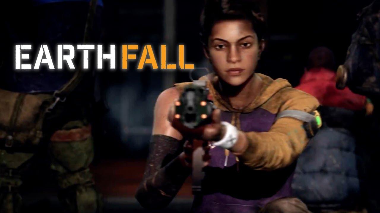 Earthfall - Official Trailer | E3 2018