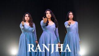 RANJHA   Shershaah   Kiara - Sidharth   Team Naach Choreography