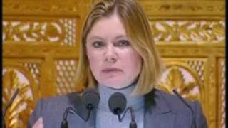 Peace Conference 2009 - Justine Greening Speech