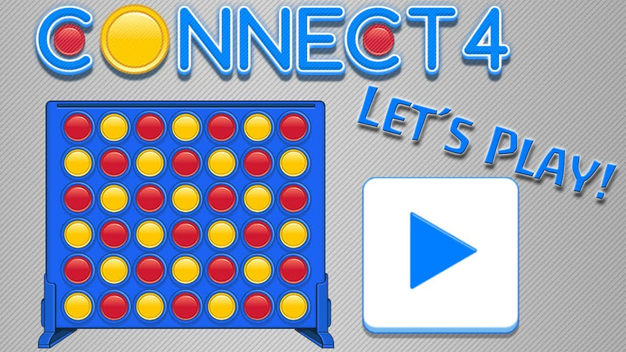 connect 4 game let