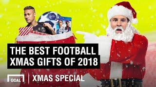 The best football Christmas gifts of 2018