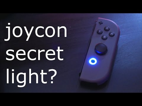 JOYCON SECRET LIGHT