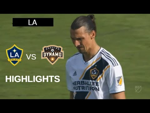 Zlatan Ibrahimovic vs Houston Dynamo Highlights | LA Galaxy vs Houston Dynamo 28/10/2018