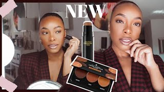 NEW $10 FOUNDATION STICK FOR WOMEN OF COLOR! | BLACK RADIANCE FOUNDATION STICK REVIEW & WEAR TEST