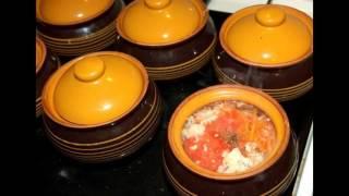 рецепт чанахи в горшочках