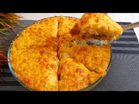 НЕДОРОГОЕ, Обалденное вкусное и простое блюдо из картофеля.