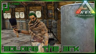 CUSTOM RECIPES - CUSTOM PAINTS - INDUSTRIAL COOKER - Soloing the Ark S5E44