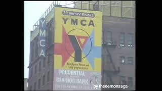 YMCA but every