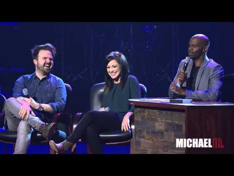 Sit Down with a Stand-Up: Kari Jobe and Cody Carnes | Interviews | Michael Jr