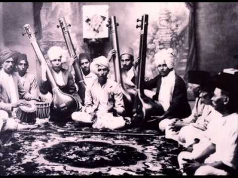 Ustad Abdul Karim Khan, Raga Basant (Vilambit and Drut together)