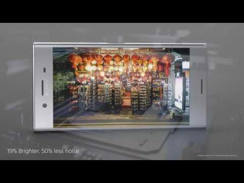 Sony Xperia XZ Premium Commercial