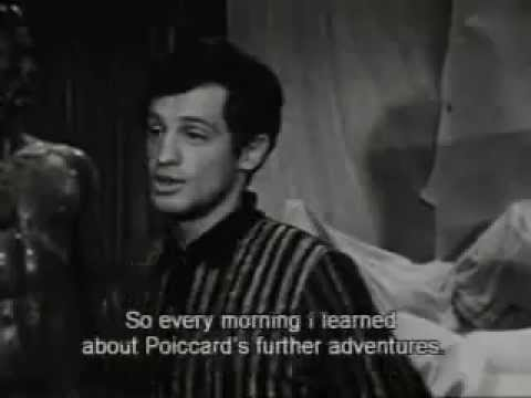 Jean-Paul Belmondo 1961 interview