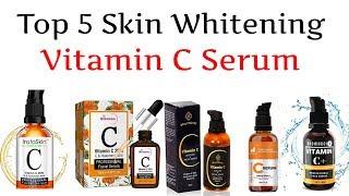 Best Skin Whitening Vitamin C Serum in India 2019