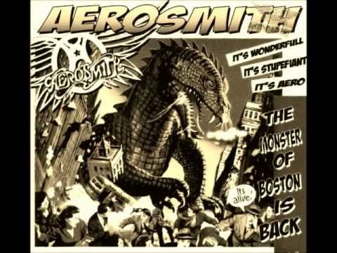 Aerosmith - Freedom fighter