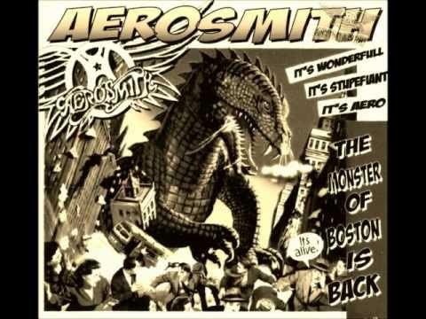 Aerosmith - Freedom fighter