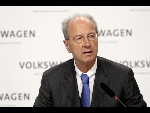 Speech Hans Dieter Pötsch, Chairman of Volkswagen AG