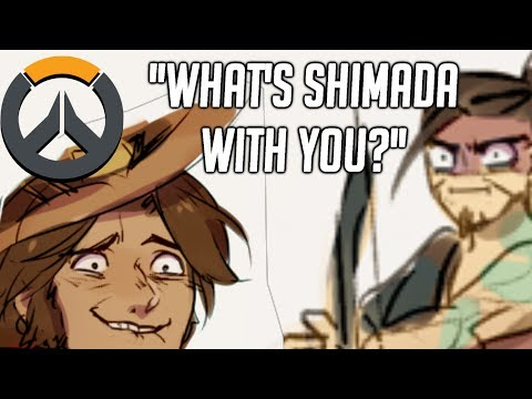 What's Shimada With You? (Overwatch Comic Dub)