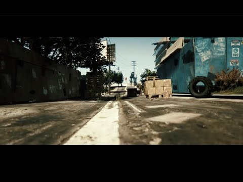 GTA 5: YG - Bicken Back Being   [MUSIC VIDEO]