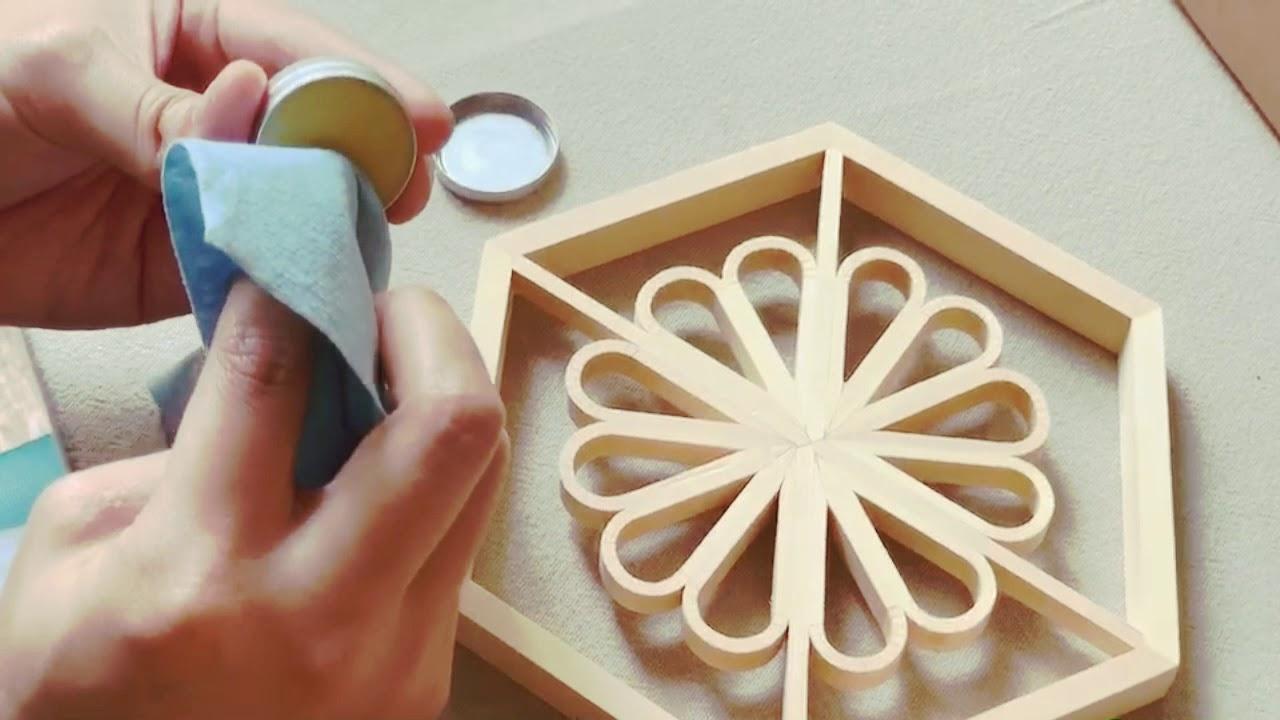完整護木油使用方式正式上架 - 花伴鎖匙圈