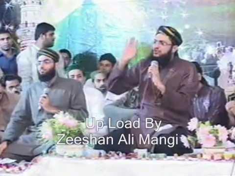 Milad e Mustafa He By Hafiz Tahir Qadri At Larkana Mehfil e naat