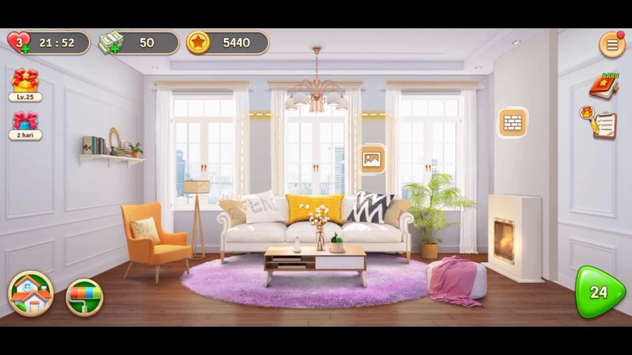 Desain Rumah Impian (Ruang Tamu) Bagian 2 - YouTube