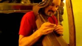 Kamron Fakrieh On Harp