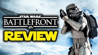 STAR WARS BATTLEFRONT REVIEW: Was It Worth the Wait?  A Walkthrough of Gameplay Features