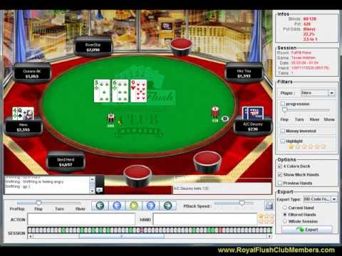 Texas holdem sit and go tips