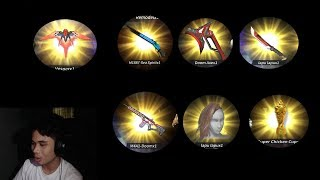 ANG DAMING LEGENDARY ITEMS! (TOTAL $1000) (Rules of Survival: Battle Royale)