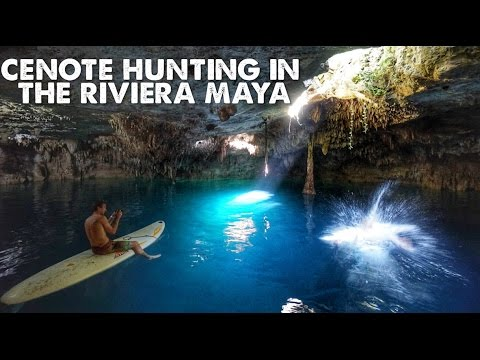 The Best Cenotes Near Cancun