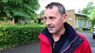 Inondations en Béarn : Patrice Laurent, le maire de Mourenx, fait le point mercredi matin