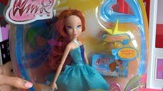 Розпакування Winx Bloom китайська шарнірна лялька Winx не оригінал