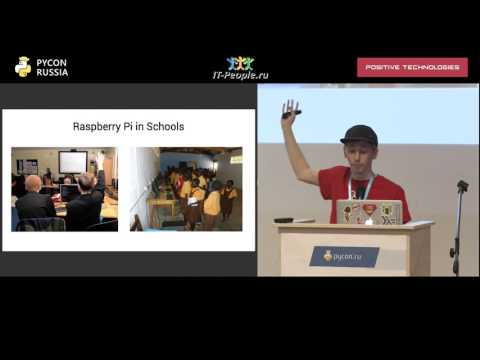 Physical computing with Python and Raspberry Pi, Ben Nuttall, Raspberry Pi