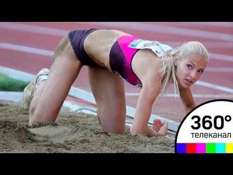 Прыгунья Дарья Клишина завоевала серебро на ЧМ по легкой атлетике в Лондоне