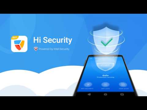 Hi Security - The world-class mobile security application 2017
