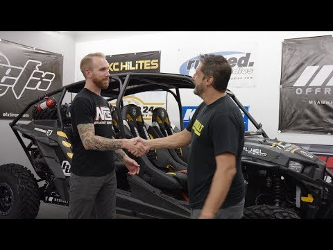 Garage Tours Season 4, Episode 2: Assault Industries