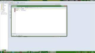 GameMaker - GML -  # 1 Переменные