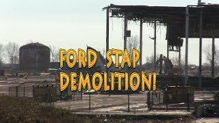 Ford Demolition Nov 7 UPDATE