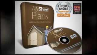 Garden Shed Plans - Garden Shed Plans And Designs