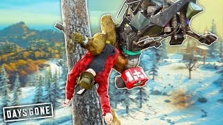How Not To Get Gold In The Days Gone Bike Challenge